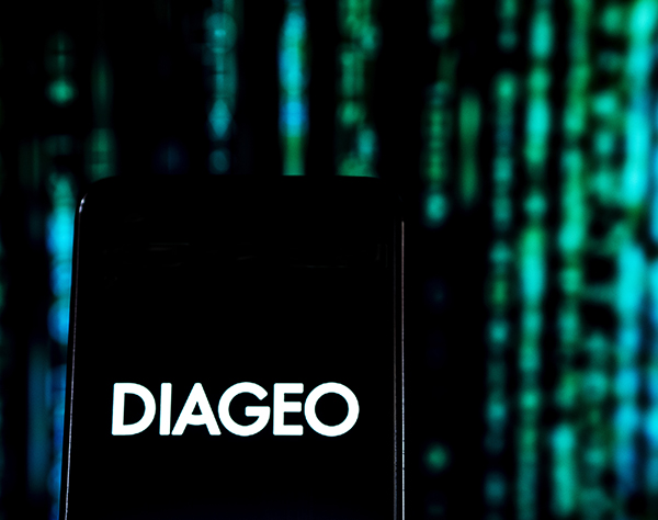 Diageo Beverage company
